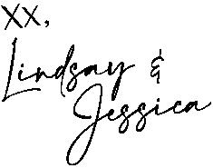 xx, lindsay & jessica