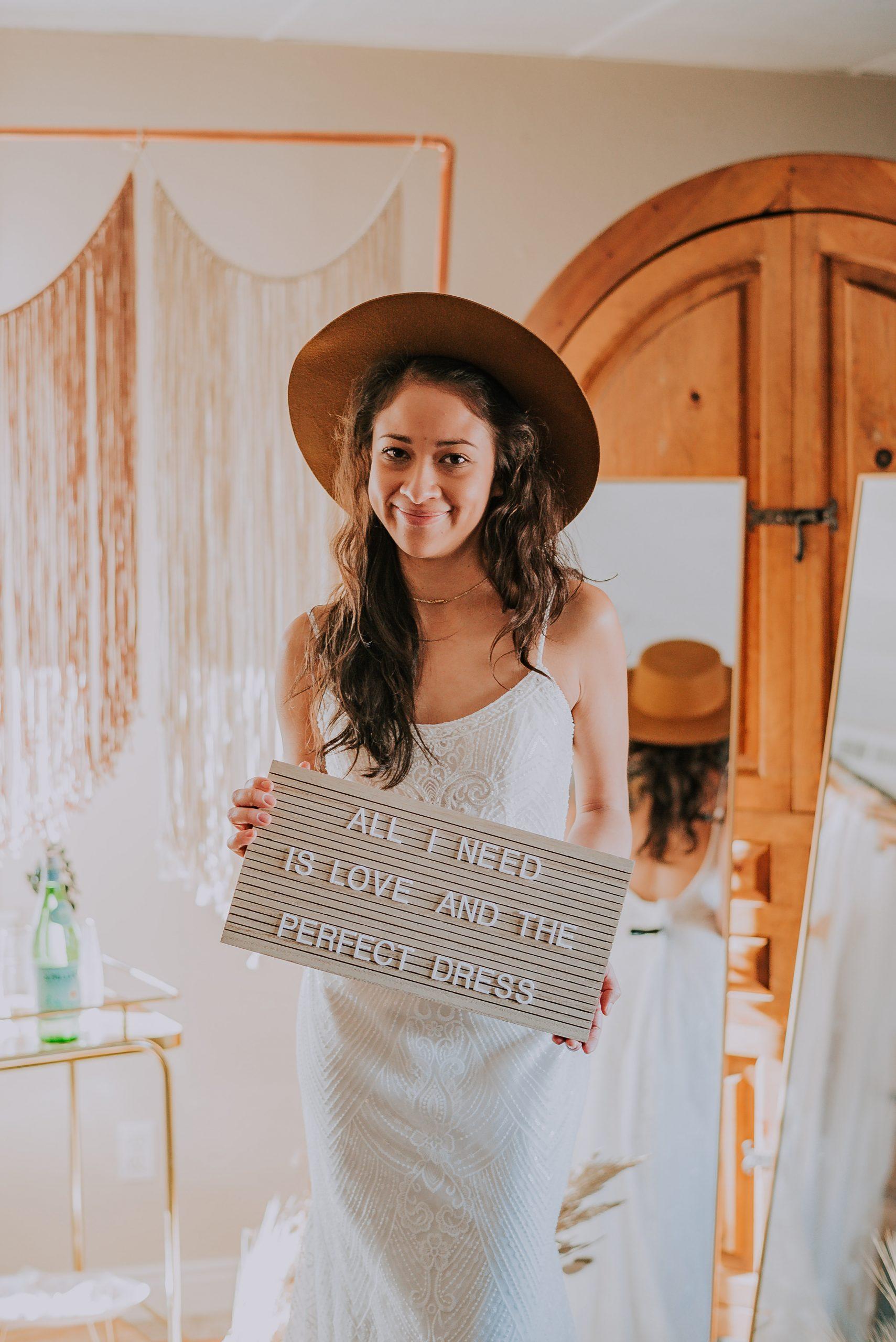 Essentials Services at Runaway Bridal
