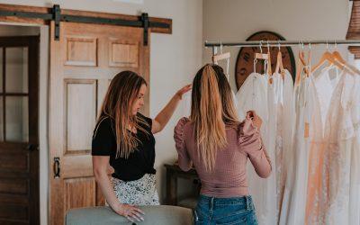 Runaway Bridal Essentials and Follow Up Setup